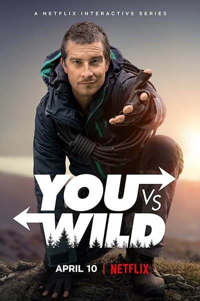 Animals on the Loose A You vs. Wild Movie - 2021